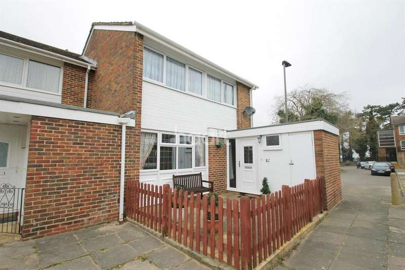 3 Bedrooms End Of Terrace House for sale in Belle Vue Road, Downe