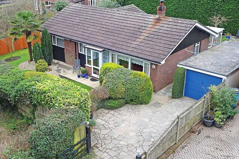 2 Bedrooms Detached Bungalow for sale in Old Merrow Street, Guildford
