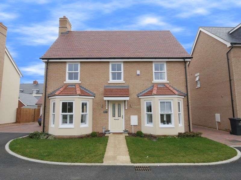 4 Bedrooms Detached House for sale in Compton Mead, Biggleswade