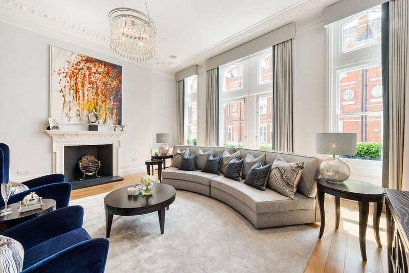 6 Bedrooms Terraced House for sale in Cadogan Gardens, Chelsea, London, SW3