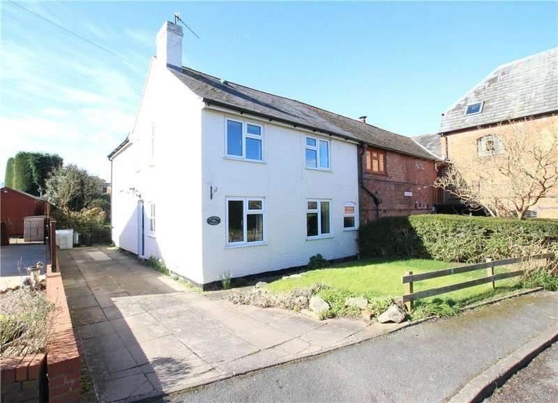 4 Bedrooms Semi Detached House for sale in Penny Lane, Guarlford, Malvern, Worcestershire, WR13