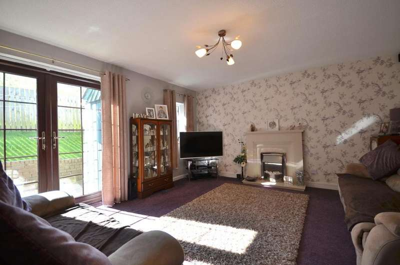 2 Bedrooms End Of Terrace House for sale in Allendale