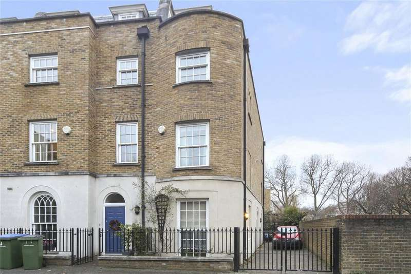 4 Bedrooms End Of Terrace House for sale in Feathers Place, Greenwich, London, SE10