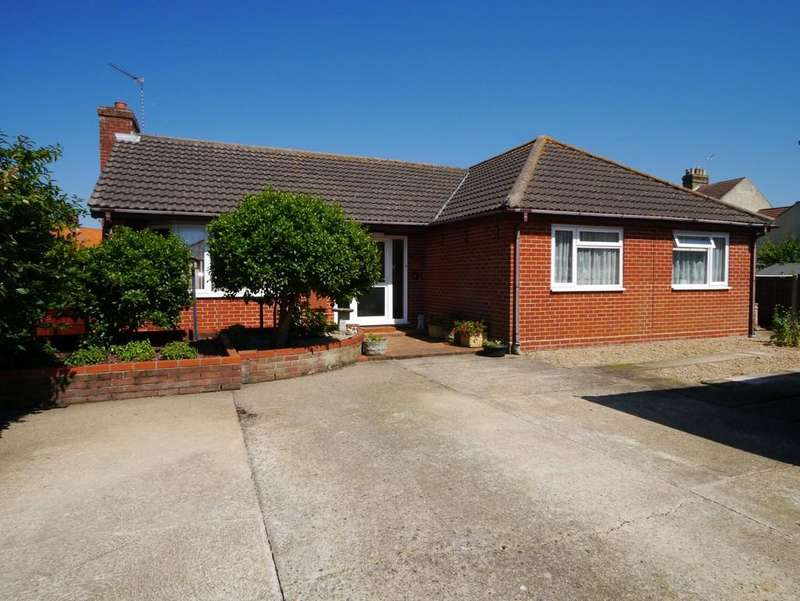3 Bedrooms Detached Bungalow for sale in Skoulding Close, Oulton Broad, Lowestoft