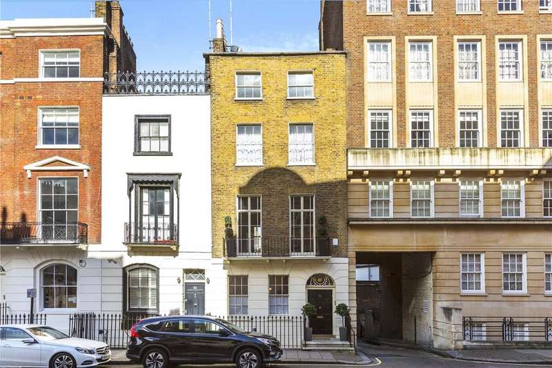 5 Bedrooms House for sale in Seymour Street, Connaught Village, London, W2