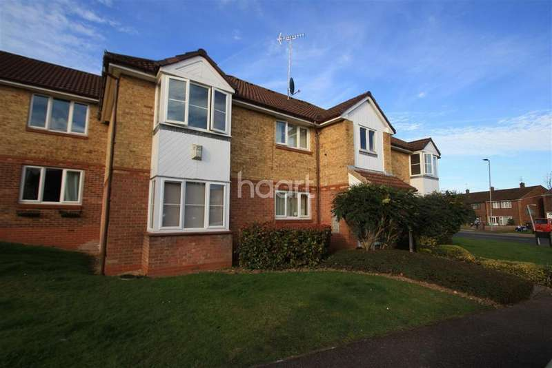 1 Bedroom Flat for sale in Hunters Gate, Hunters Lane, Watford, WD25