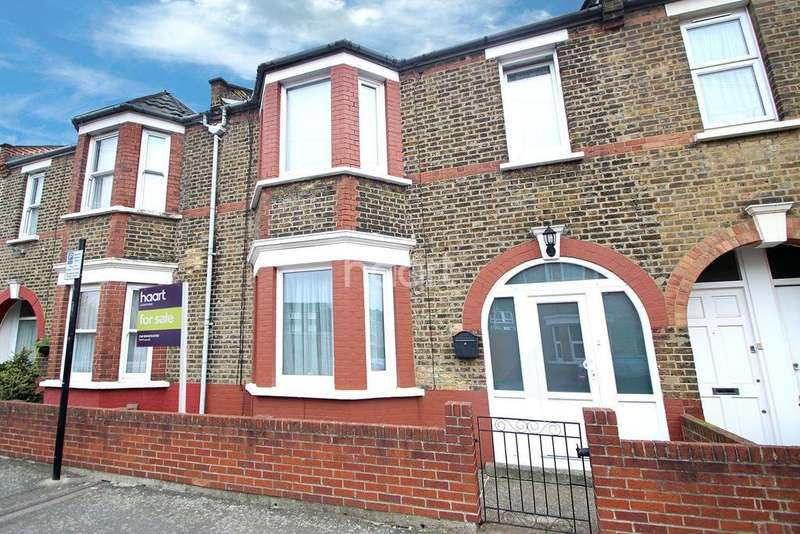3 Bedrooms Terraced House for sale in Eve Road, Stratford, London, E15