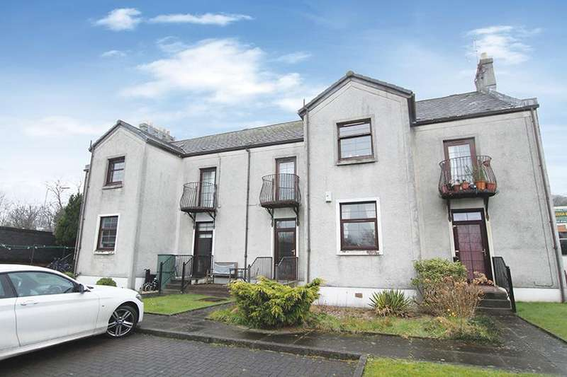 1 Bedroom Flat for sale in 10 Temple Road, Anniesland, G13 1EN