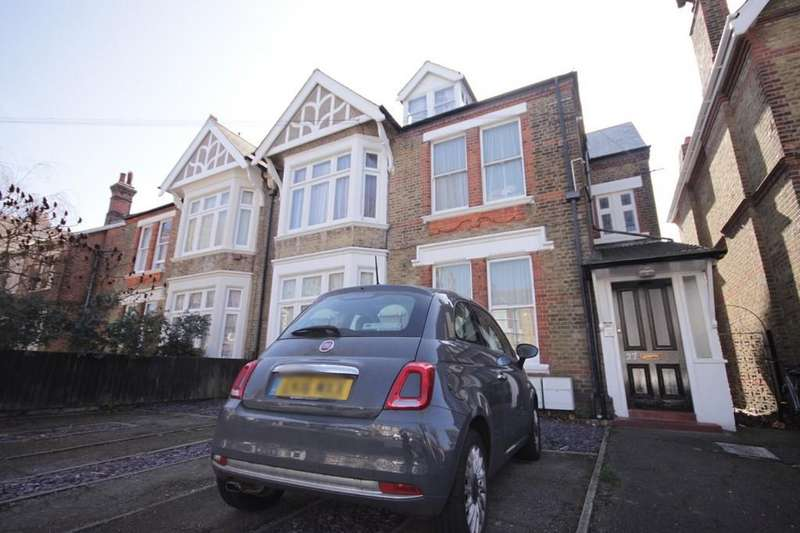 2 Bedrooms Flat for sale in 27 St Vincents Road, WESTCLIFF-ON-SEA, Essex