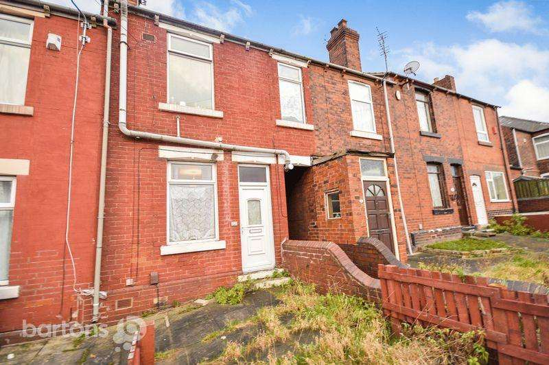 2 Bedrooms Terraced House for sale in St Johns Road, Eastwood, Rotherham