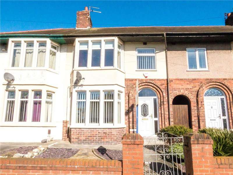 3 Bedrooms Terraced House for sale in Royal Bank Road, Stanley Park, Blackpool