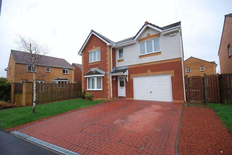 4 Bedrooms Detached Villa House for sale in 14 Eglintoun Road, Stewarton, KA3 3JA