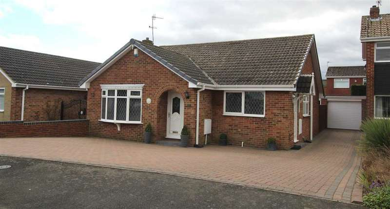 3 Bedrooms Bungalow for sale in Centurion Way, The Chesters, Bedlington