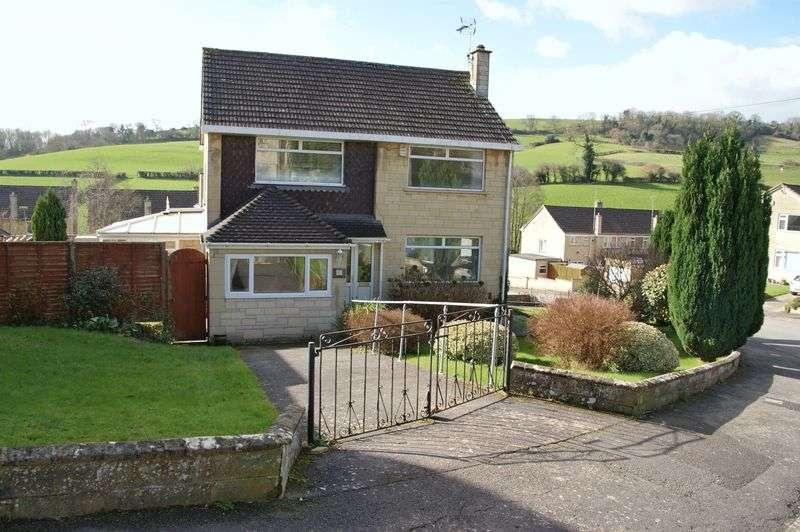 3 Bedrooms Detached House for sale in Leighton Road, Upper Weston, Bath, BA1