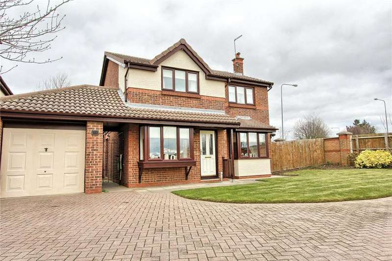 4 Bedrooms Detached House for sale in Dryden Close, Owington Farm