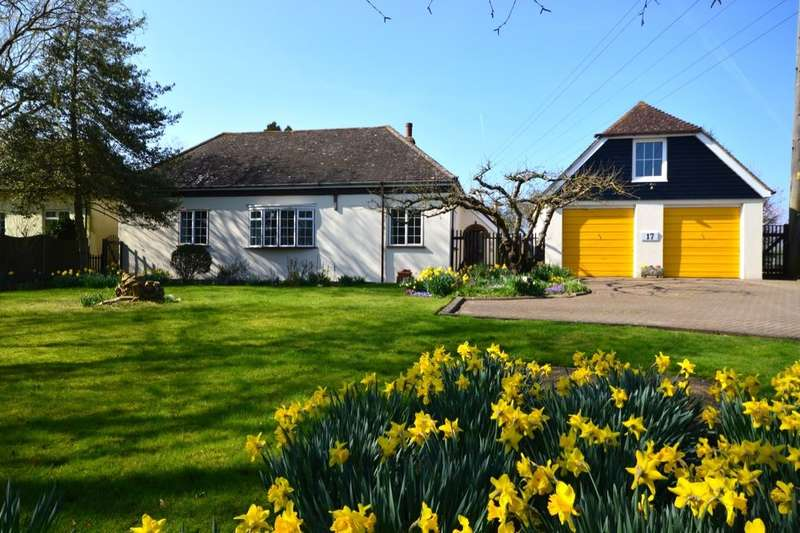 3 Bedrooms Detached House for sale in North Street Ashford Road, Sheldwich, Faversham, ME13