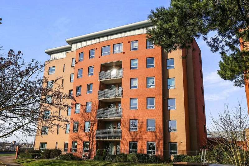 1 Bedroom Flat for sale in Danestrete, Stevenage, SG1