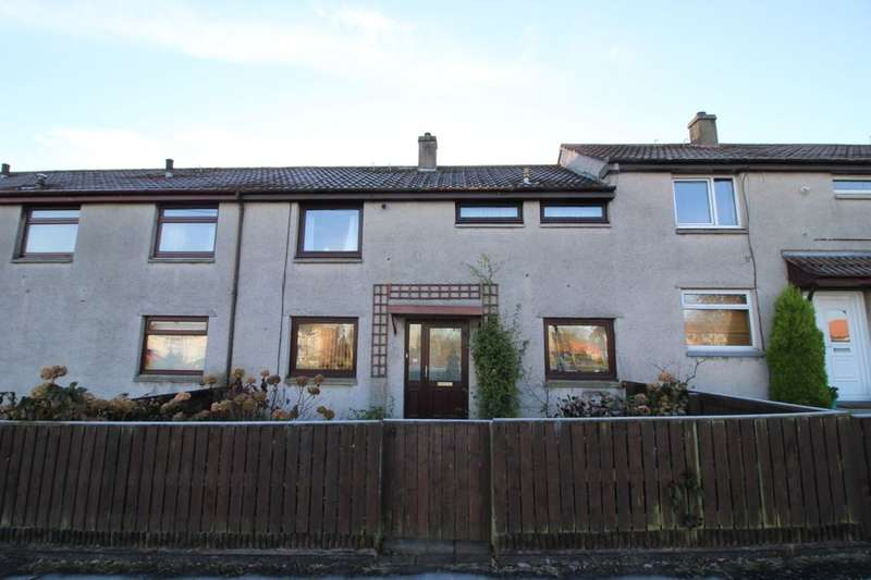 3 Bedrooms Property for sale in Shiel Court, Glenrothes, KY6