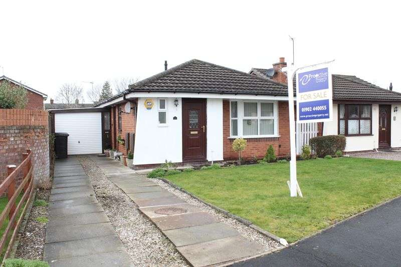 2 Bedrooms Detached Bungalow for sale in Ambleside Road, Oswestry
