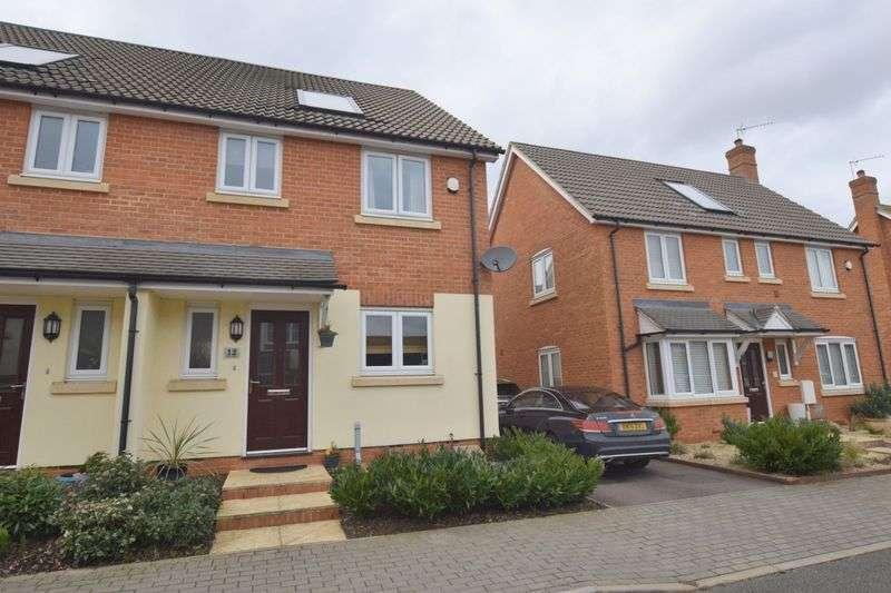 3 Bedrooms Semi Detached House for sale in The Copse, Tattenhoe, Milton Keynes