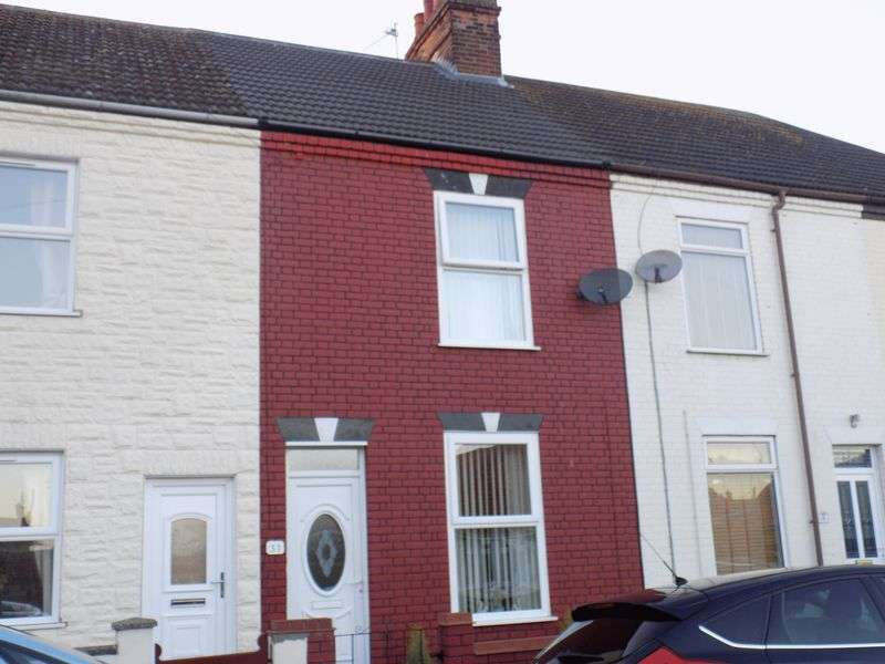 3 Bedrooms Terraced House for sale in John Road, Gorleston, Great Yarmouth
