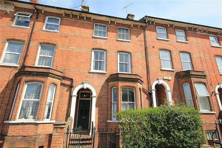 5 Bedrooms Terraced House for sale in Russell Street, Reading, RG1
