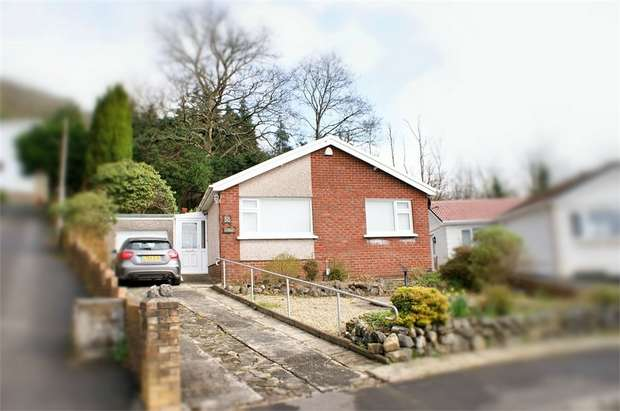 3 Bedrooms Detached Bungalow for sale in Bryncatwg, Cadoxton, Neath, West Glamorgan