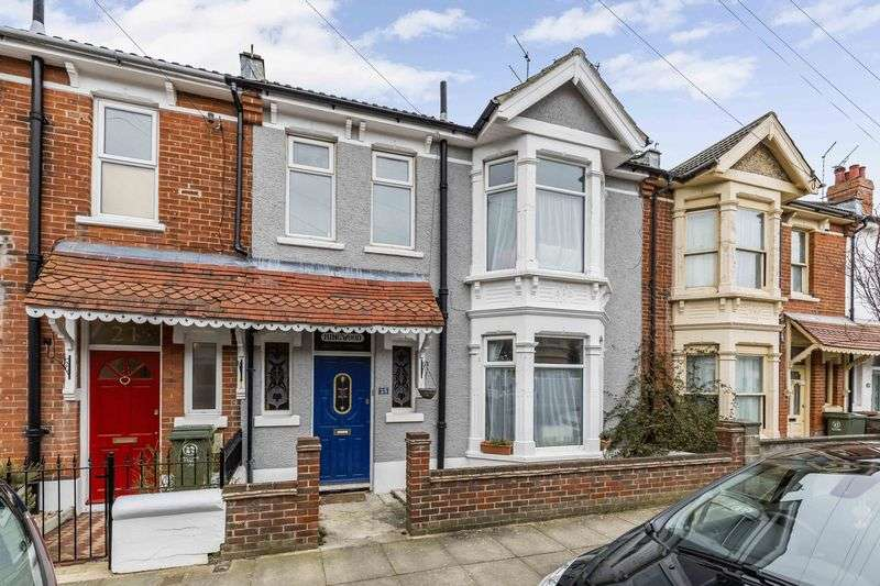4 Bedrooms Terraced House for sale in Lindley Avenue, Southsea