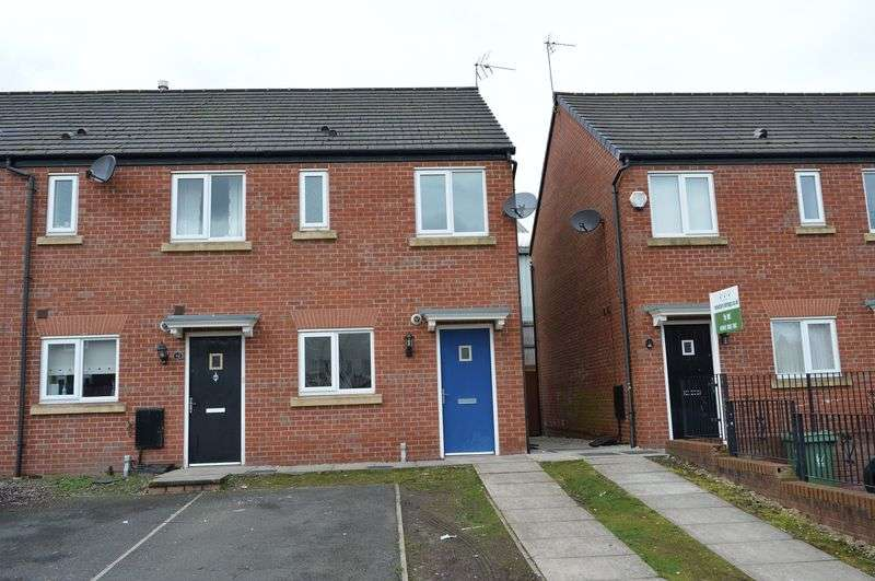 2 Bedrooms Mews House for sale in Railway Street, Atherton, M46 0HG