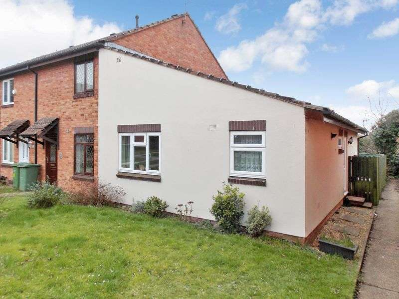 2 Bedrooms Bungalow for sale in Mulberry Court, Frome