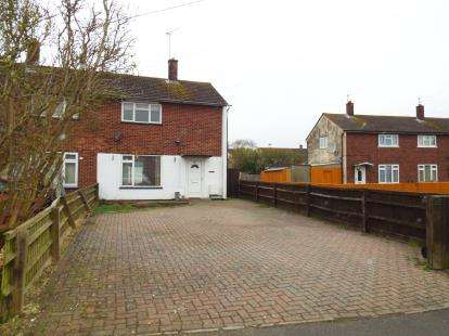 2 Bedrooms End Of Terrace House for sale in Leighton Avenue, Park South, Swindon, Wiltshire