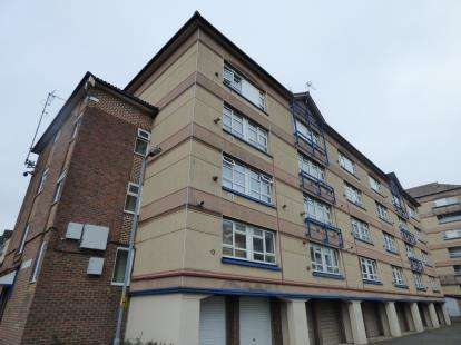 Flat for sale in Albert Court, Holdbrook South, Waltham Cross, Hertfordshire