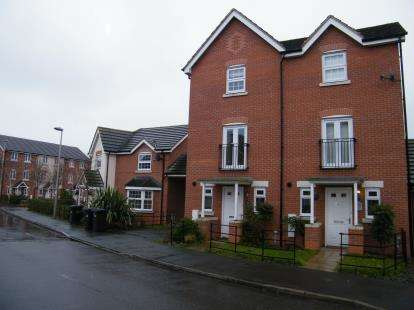 House for sale in Parklands Drive, Weston, Crewe, Cheshire
