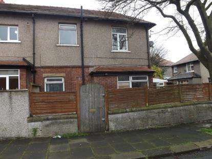 3 Bedrooms End Of Terrace House for sale in Albany Road, Morecambe, Lancashire, United Kingdom, LA4