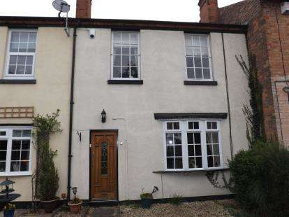 3 Bedrooms Terraced House for sale in Albion Cottages, Birmingham Road, Water Orton, Birmingham