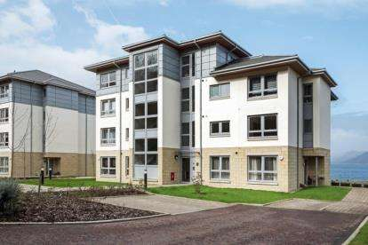2 Bedrooms Flat for sale in Cloch Road, Gourock