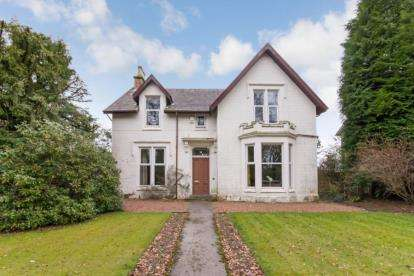 4 Bedrooms Detached House for sale in Bothwell Road, Uddingston