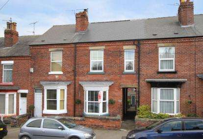 3 Bedrooms Terraced House for sale in Tullibardine Road, Sheffield, South Yorkshire