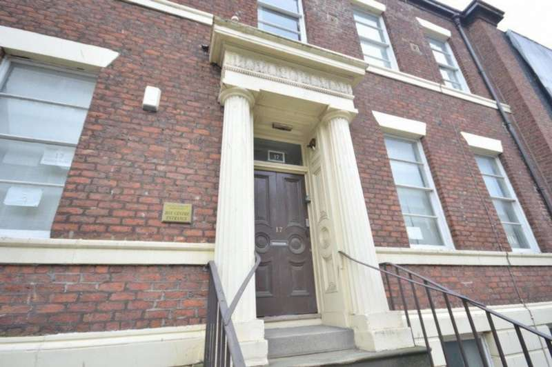 1 Bedroom Studio Flat for sale in John Street, Sunderland, SR1