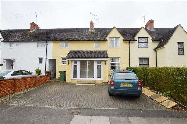 3 Bedrooms Terraced House for sale in Milton Road, CHELTENHAM, Gloucestershire, GL51 7ES