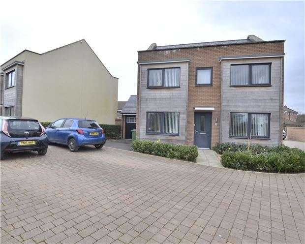 4 Bedrooms Detached House for sale in Martlet Way, Brockworth, GLOUCESTER, GL3 4SG