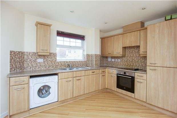 2 Bedrooms Flat for sale in Scott Road, EDGWARE, Middlesex, HA8 5QR