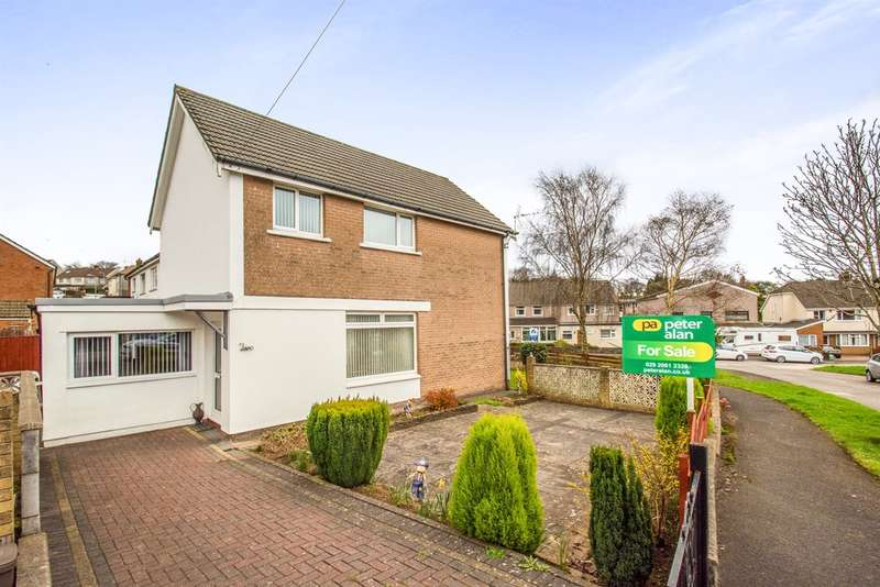 3 Bedrooms Detached House for sale in Dan Y Graig, Pantmawr, Cardiff