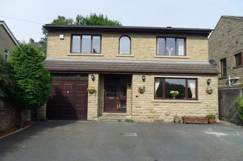 4 Bedrooms Detached House for sale in Rothwell Road, Halifax