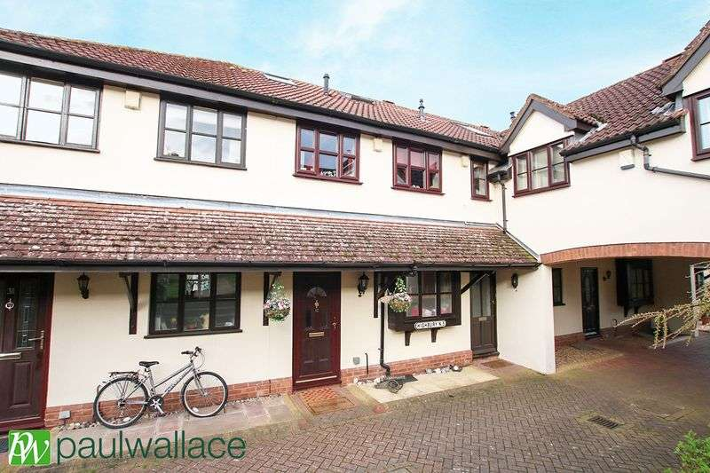 2 Bedrooms Terraced House for sale in Firs Wood Close, Potters Bar