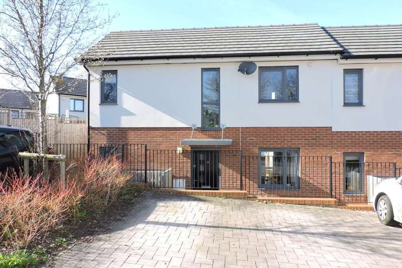 2 Bedrooms End Of Terrace House for sale in Someries Hill, Luton, Bedfordshire, LU2 9DL