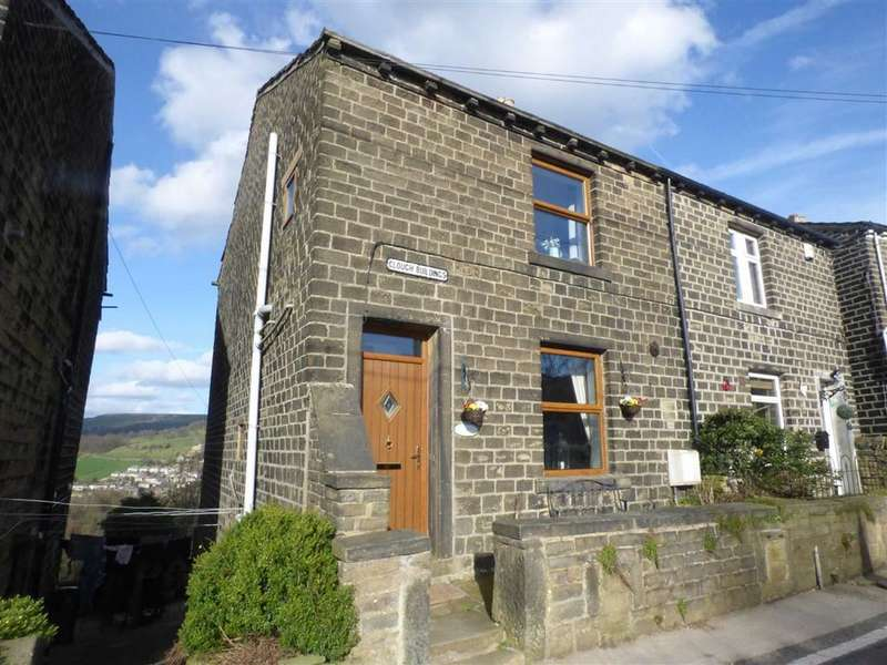 3 Bedrooms Property for sale in Clough Buildings, Boulder Clough, HALIFAX, West Yorkshire, HX6