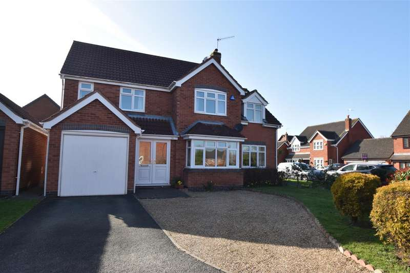 5 Bedrooms Property for sale in Dugard Way, The Ridings, Droitwich Spa
