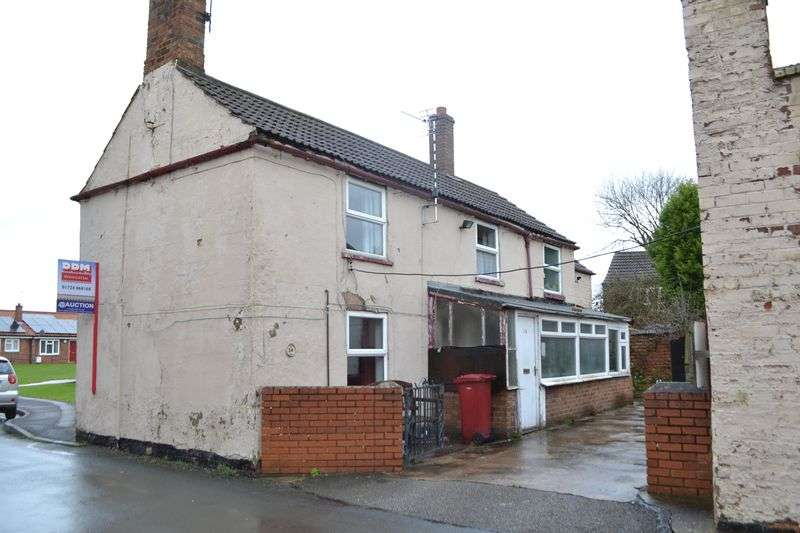 3 Bedrooms Cottage House for sale in Chapel Street, Crowle