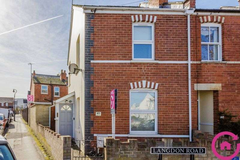 2 Bedrooms Terraced House for sale in Langdon Road, Cheltenham